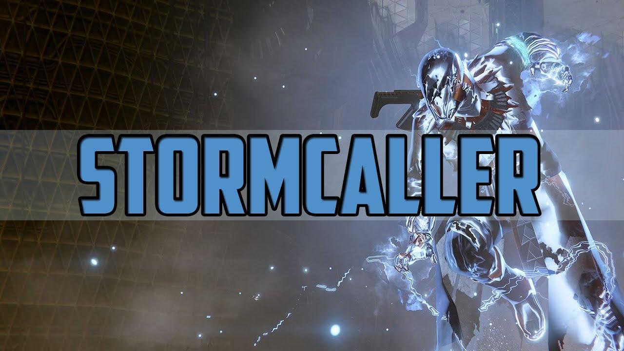 New arc warlock skill tree 3rd subclass stormcaller destiny the taken king youtube - Warlock stormcaller ...