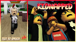 TEXT to Speech | My Friends Was Kidnapped | Roblox Mini Movies in BROOKHAVEN