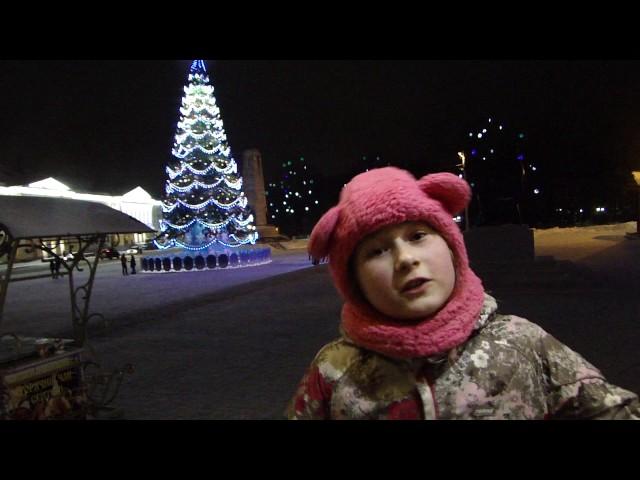 Изображение предпросмотра прочтения – ПелагеяПопова читает произведение «Новогоднее происшествие» В.Д.Берестова