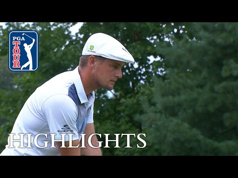 Bryson DeChambeau's Highlights | Round 4 | THE NORTHERN TRUST 2018