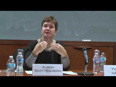 """Researching without Prejudice: Islam & the modern world"" w/ Alison Scott-Baumann"