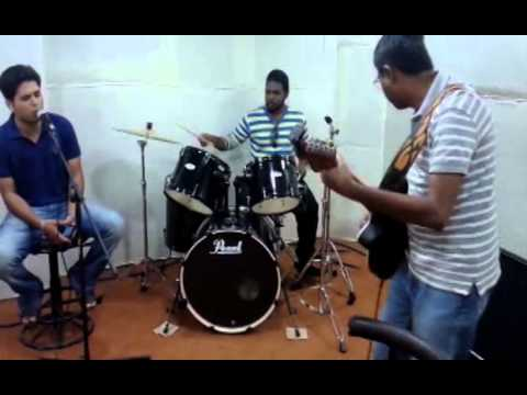 CFG Band Jamming Session at Sruthi Musicals