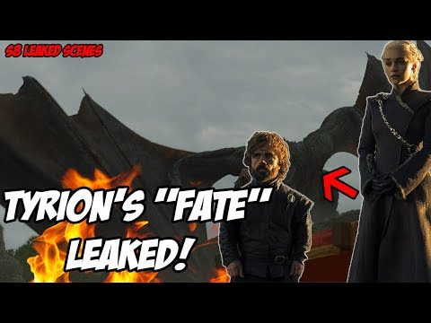 Tyrion's Fate LEAKED! Game Of Thrones Season 8 (Leaked Scenes)