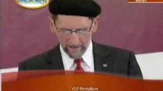 V.I.P Reception , Khadija Mosque , Berlin Part 1\8