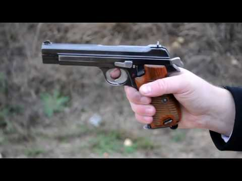 Shooting: SIG P210 1 a Swiss legend in 9mm