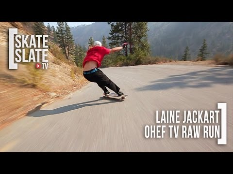 Laine Jackart x Ohef TV - Meteor Raw Run - Skate[Slate].TV