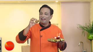 Vegetable Seekh Kebab recipe by Vahchef