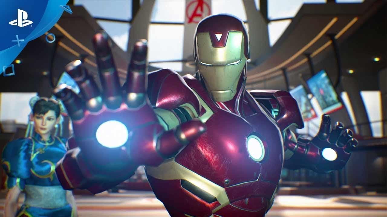 Capcom Releases A New Story Trailer For 'Marvel Vs. Capcom: Infinite'