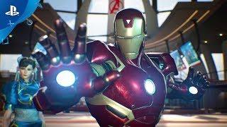 Marvel vs. Capcom: Infinite – Full Story Trailer | PS4
