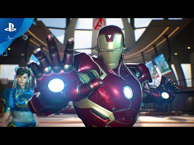 Marvel vs. Capcom: Infinite - Full Story Trailer | PS4
