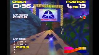 Wipeout 64: Super Combo Challenge 5 (Gold)