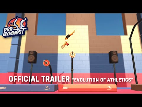 ro Gymnast Official Trailer Evolution Of Athletics
