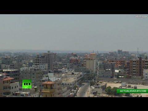 EN DIRECTO: Transmisión desde Gaza (28.07.14)