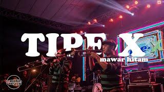 Tipe X - Mawar Hitam Live at Curva Sud Fest 2019