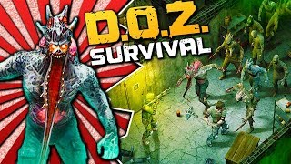 *NEW* DAWN OF ZOMBIES SURVIVAL - Mysterious Bunker + Abandoned Cabin Event
