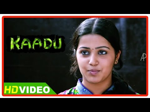 Kaadu Tamil Movie Scenes HD | Vidharth & Samskruthy discuss about their future | Thambi Ramaiah