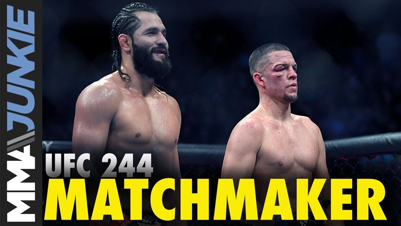 UFC matchmaking