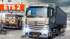 ETS 2: Beyond the Baltic Sea #1: Im LKW über die russische GRENZE | EURO TRUCK SIMULATOR 2