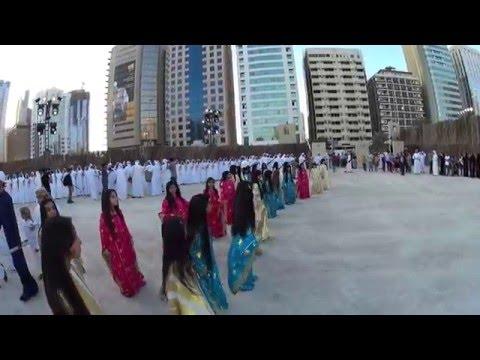 Qasr Al Hosn, Abu Dhabi 02_2016 (4K)