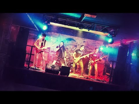 Land Of The Free - Gammaray (Cover by OPERA) @ Gasoline Road Bar Trento