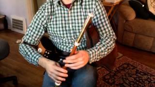 Uilleann Pipes Practice Set