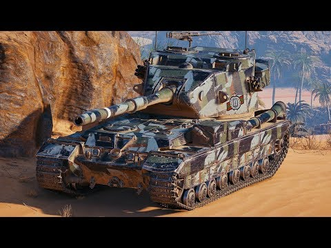 World Of Tanks FV215b (183) - 9 Kills 12,1K Damage