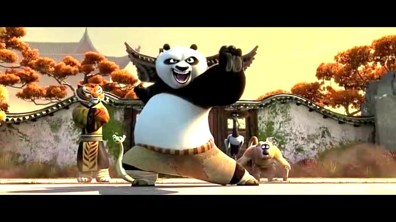 Download Kung Fu Panda Furious Five - Who We Are