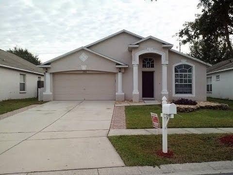 Gibsonton: 1436 sq. ft. 3/2 Home at 12806 Kings Lake Dr