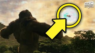 GODZILLA VS KONG Trailer Breakdown: Why There's A Fake Skull Island, Easter Eggs And Plot Leaks