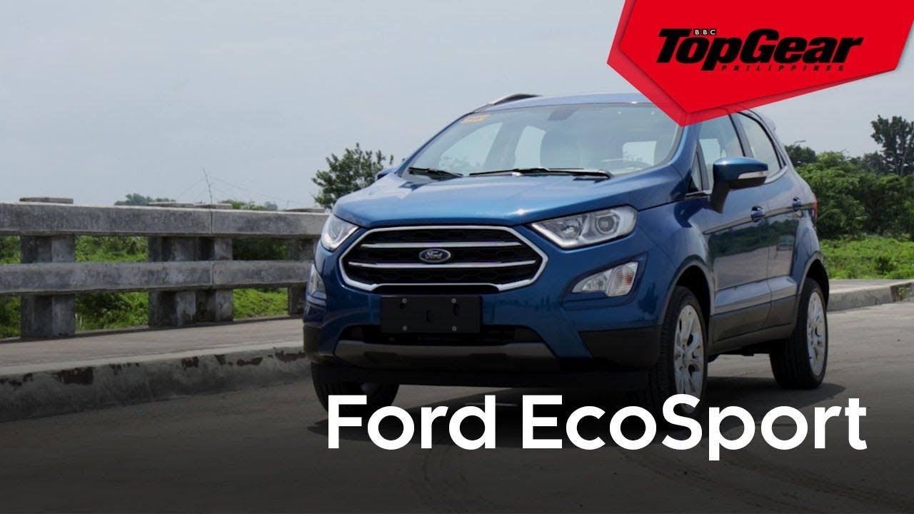 Feature Ford Ecosport 1 0l Titanium At 2018 Youtube