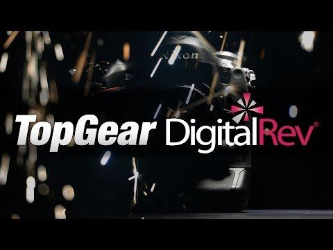 DigitalRev Parodies Top Gear for Its Nikon D5 Review