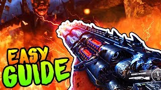 MAGMAGAT UPGRADE GUIDE - BLOOD OF THE DEAD EASTER EGG GUIDE (UPDATED)