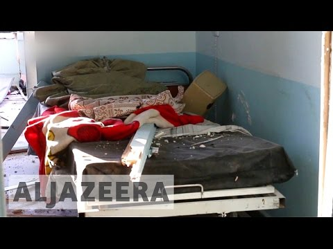 Syria: 'All Aleppo hospitals destroyed'