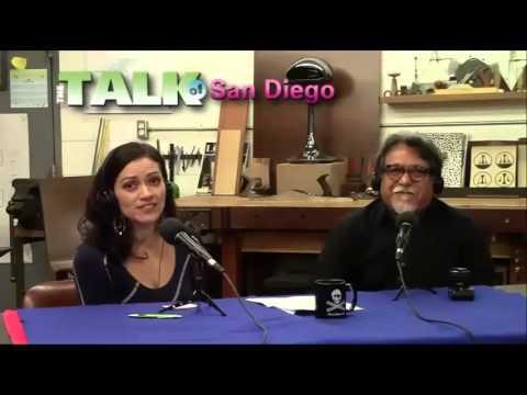 The Talk of San Diego Radio Show with Susanna Peredo at Bread & Salt w/Josue Castro San Diego