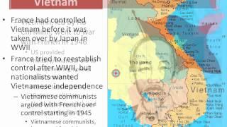 Domino Theory and Korea, Vietnam