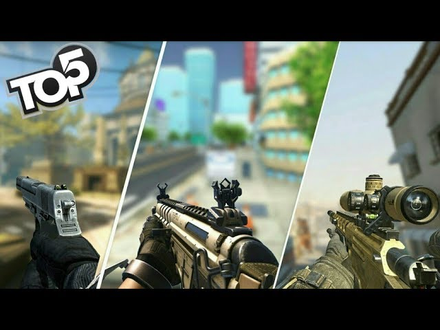 Top 5 Greatest High Graphics FPS Games | Gameplay & Reviews 2019 [You Really Want to Play]