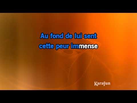 Karaoké Sauver l'amour - Daniel Balavoine *