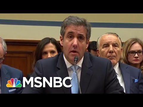 Smoking Gun? Cohen Testifies On Clues Trump Misled Mueller | The Beat With Ari Melber | MSNBC