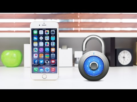 How to Unlock an iPhone 6!