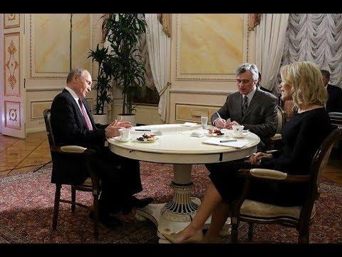 Entrevista Completa a Vladimir Putin de NBC en Español 13/03/2018 (parte 1)