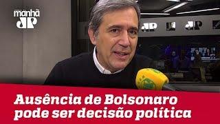 Não participação de Bolsonaro em debate pode ser decisão política | Marco Antonio Villa