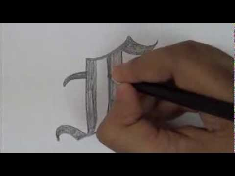 How To Write Letter F In Old English Font Style Unique Designer Letters