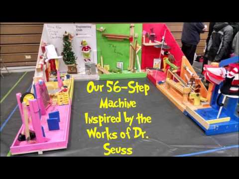 Milwaukee Lutheran High School Engineering Club 2016 Video