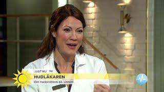 Så behandlar du dina hudeksem - Nyhetsmorgon (TV4)