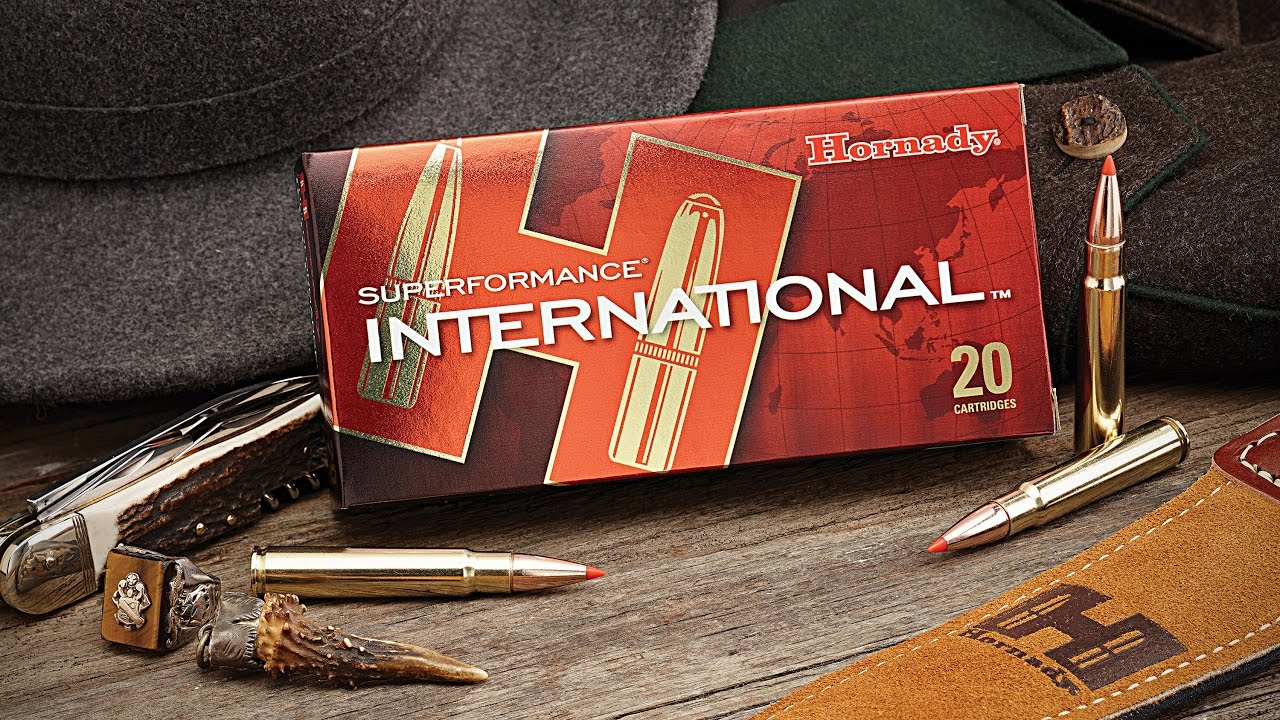 Superformance® International from Hornady®