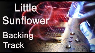 Little Sunflower Groovy Backing Track - Freddie Hubbard