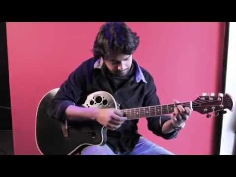 """rabindra-sangeet:-""""fule-fule-dhole-dhole""""-guitar"""