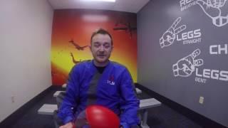 Gary Baisley  c-5, c-6 quadriplegic learns how to skydive