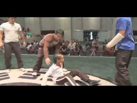 youtube karate kid: