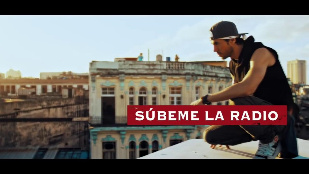 Download Enrique Iglesias - SUBEME LA RADIO (Official ) zion & Lennox Antonio Colaña Andrew Vj 2017